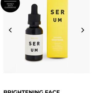 Way of will brightening serum